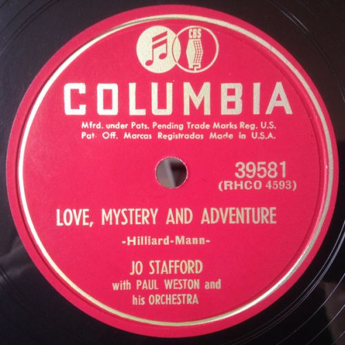 Love, Mystery And Adventure