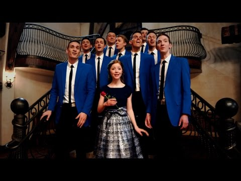 Beauty and the Beat Medley - BYU Vocal Point, Lexi Walker