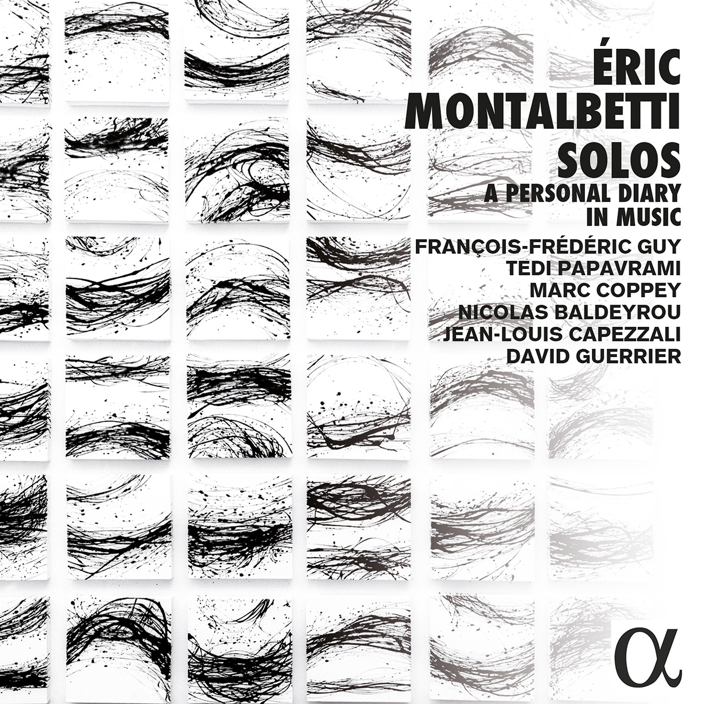 Éric Montalbetti: Solos – A Personal Diary in Music
