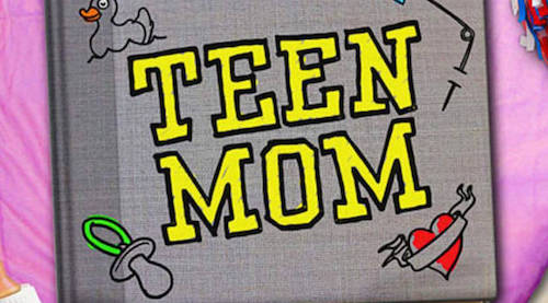 """We Will Never Be This Young"" To Be Featured In Tonight's Finale of MTV's Teen Mom"