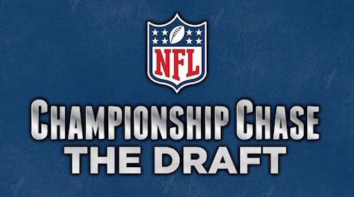 """""""Legacy"""" Featured In NFL Championship Chase: 2017 Draft on CBS Sports & NFL Network"""
