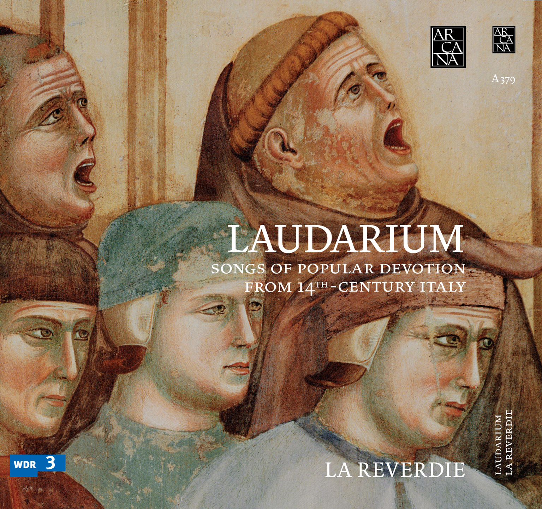 Laudarium: Songs of Popular Devotion from 14th Century Italy