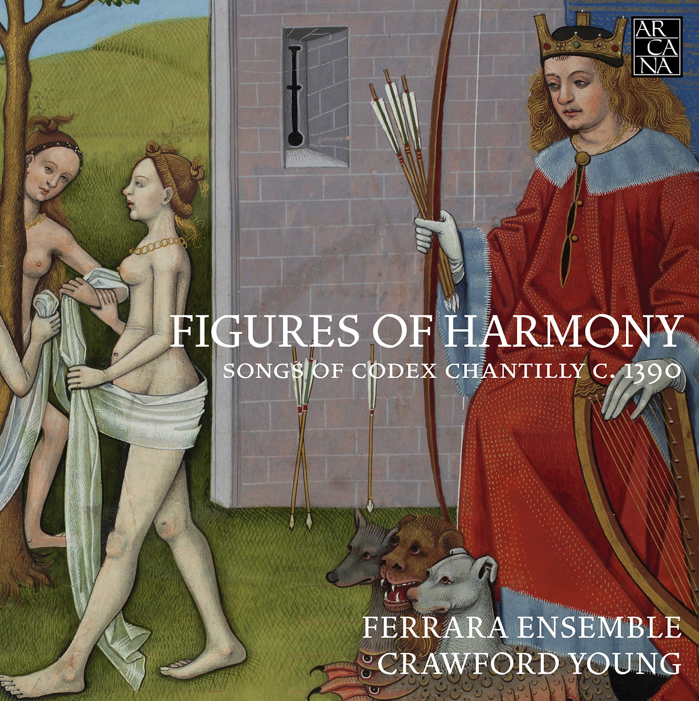 Figures of Harmony: Songs of Codex Chantilly