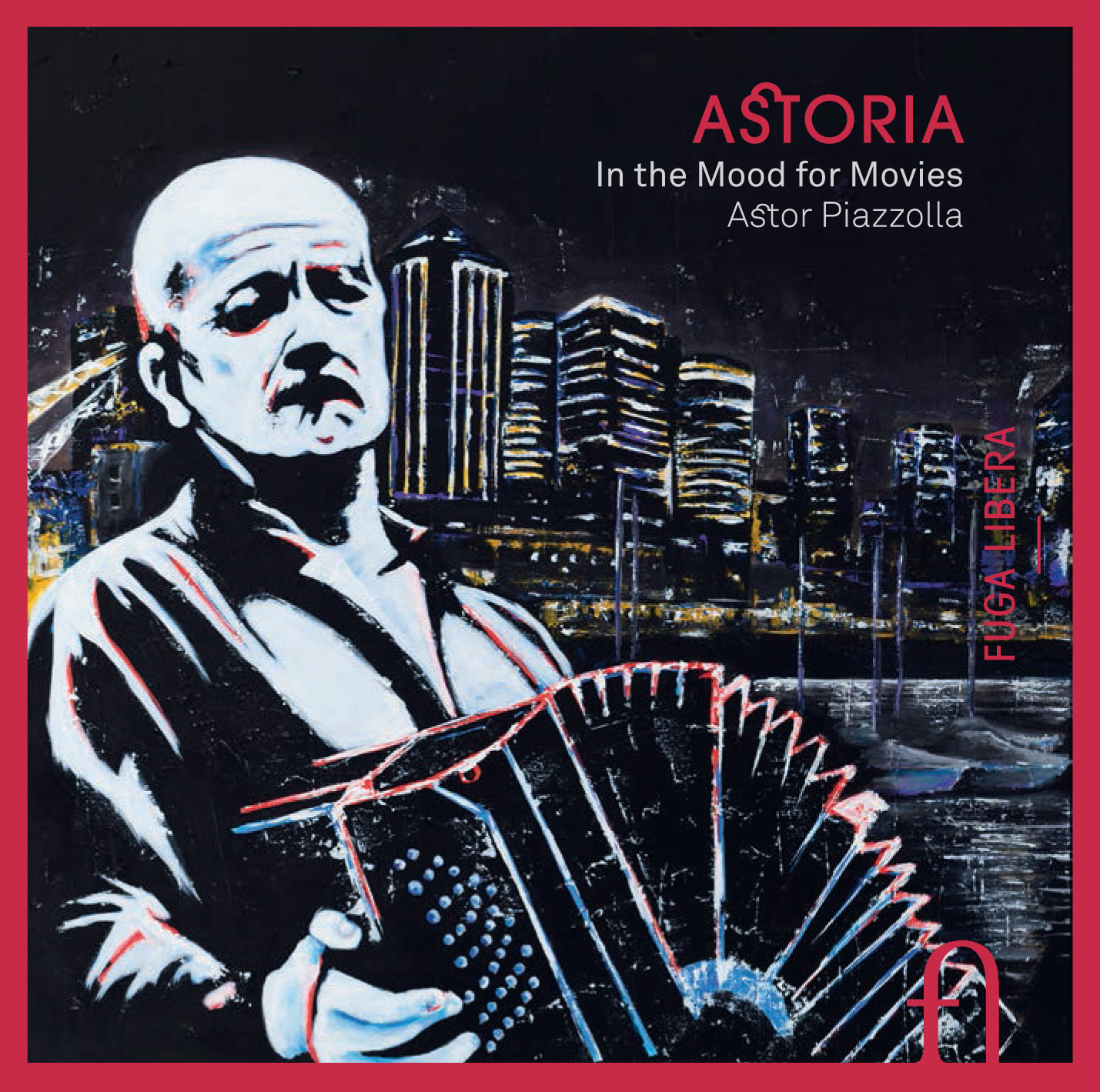 Piazzolla: In the Mood for Movies
