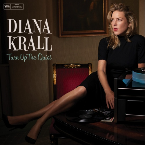 SWAY - Diana Krall's New Album TURN UP THE QUIET