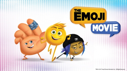 "The Emoji Movie tv spot featuring ""5 4 3 2 1 Let's Go"""