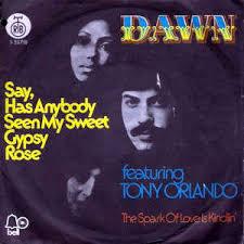 Say, Has Anybody Seen My Sweet Gypsy Rose