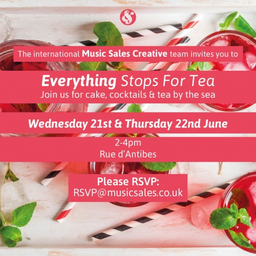 Cannes Lions - Everything Stops For Tea