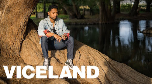 """EazieDaGod / """"Move On Let Go"""" Featured In Ep #102 of VICELAND 3-Part Series Earthworks"""
