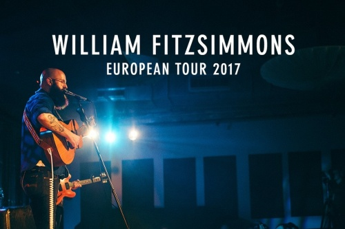 William Fitzsimmons - back on tour