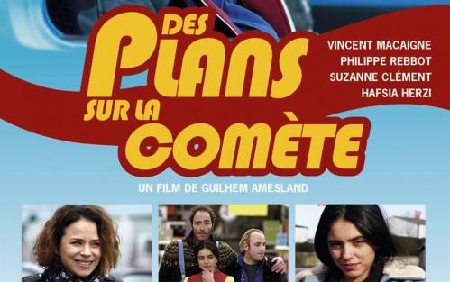 Des Plans Sur La Comète de Guilhem Amesland