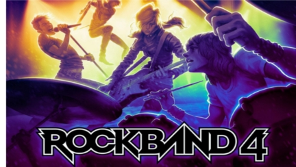 Rock Band 4 Features MONA LISA by Dead Sara!