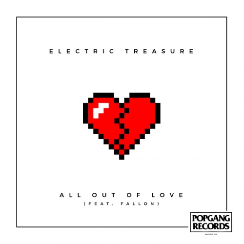 All Out Of Love - Single