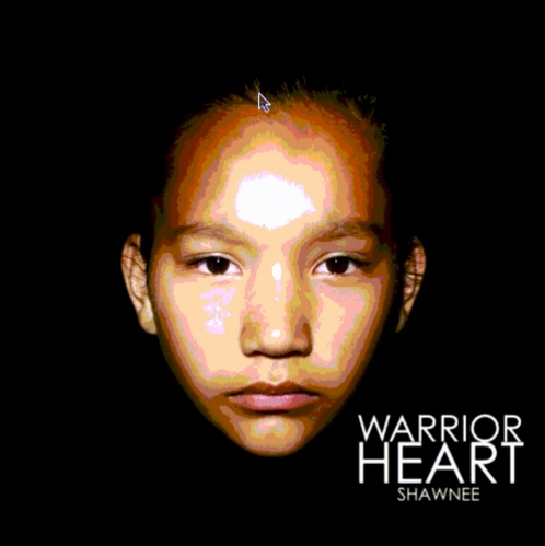 Warrior Heart - Single