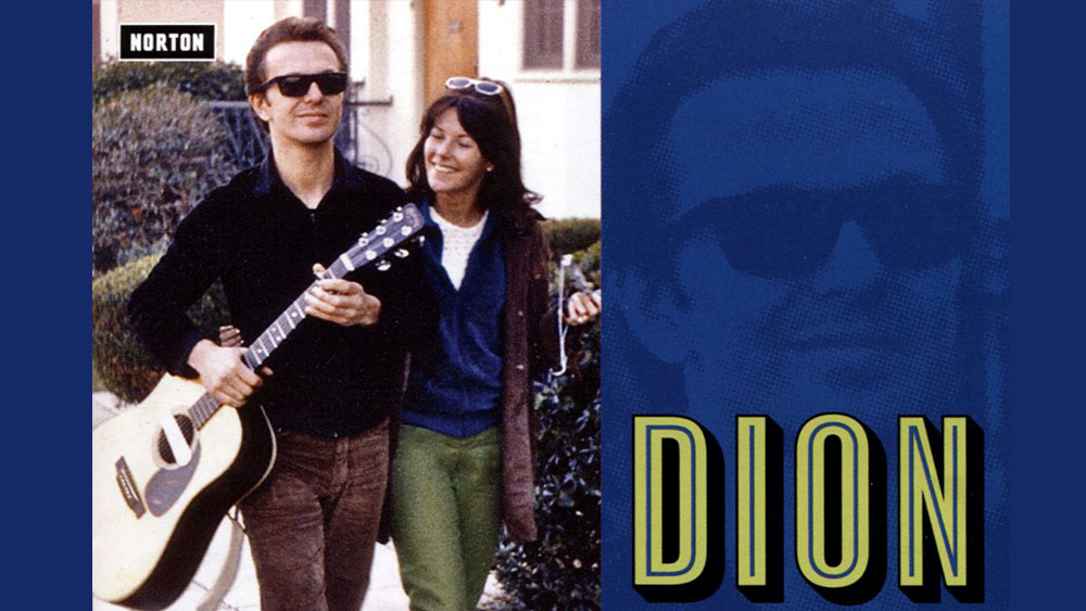 <span style=&quot;font-size: 18pt;&quot;>Dion&#39;s &quot;Kickin&#39; Child: The Lost Album 1965&quot; Named Best Reissue of 2017 by Observer</span>