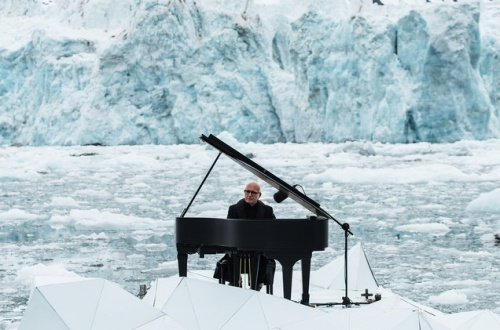 Ludovico Einaudi Shares The Making of 'Elegy for the Arctic'