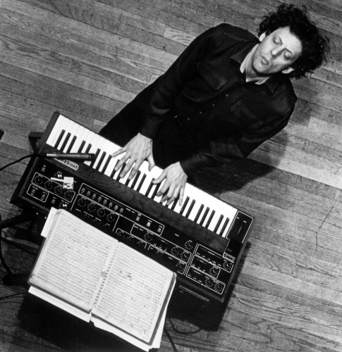 Philip Glass: Remixed