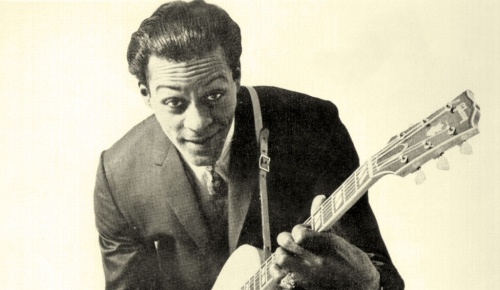 Chuck Berry Gold & Covers