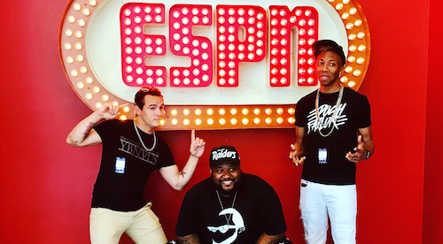 Epoch Failure Visits & Showcases At ESPN Headquarters In Bristol