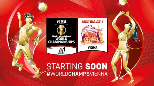 The Phantoms featured in promo for FIVB Beach Volleyball World Championships Vienna 2017