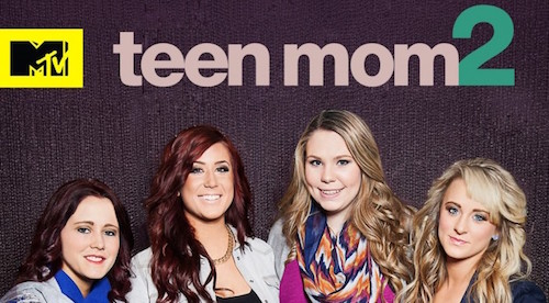 """You Make Me Feel Like"" Featured Two Weeks In A Row On MTV's Teen Mom 2"