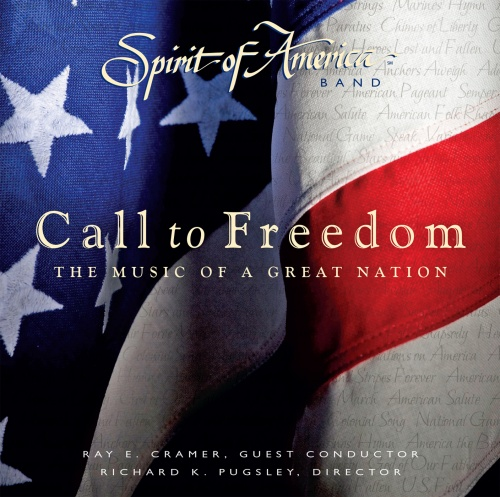 Spirit of America - Brass & Woodwind