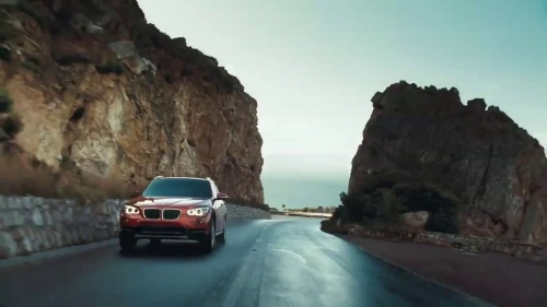 MOVE ON by Riccitelli for BMW