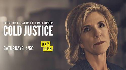 "Eliza Rickman / ""Maker of My Sorrow"" To Be Featured In Ep #405 Of Cold Justice on Oxygen"