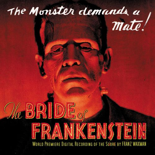 """Fire in the Hut / Graveyard (From """"The Bride of Frankenstein"""")"""