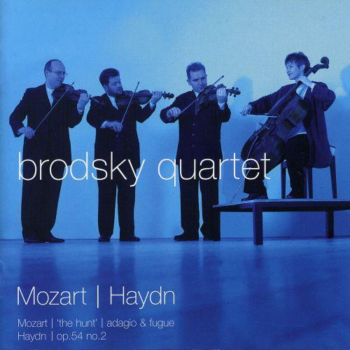 String Quartet In C Major, Op.54 No.4 - Menuetto: Allegretto