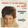 "Brenda Lee ""Break It To Me Gently"""