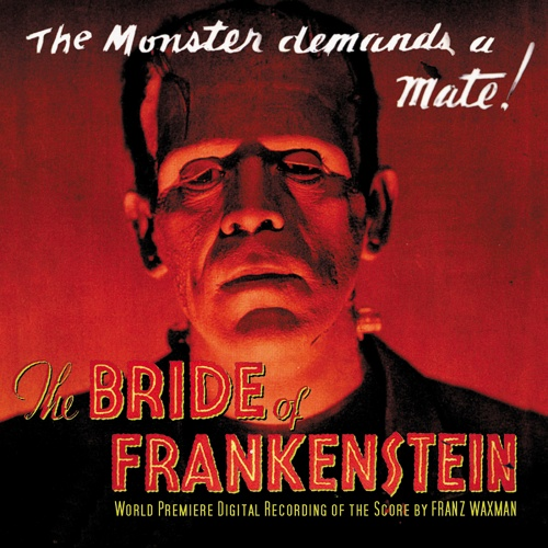 """The Creation (From """"The Bride of Frankenstein"""")"""