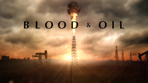 """Out Of My Mind"" To Be Featured In Ep #108 Of ABC Series Blood & Oil"