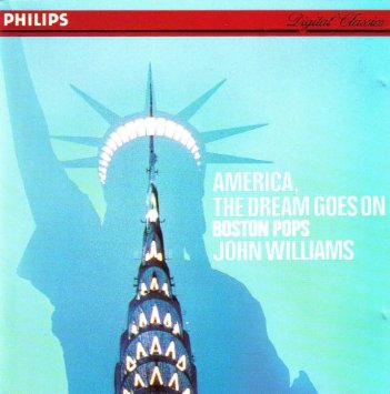 America, The Dream Goes On (feat. James Ingram)