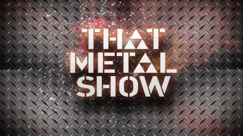 """The Muggs / """"6 To Midnite"""" Featured in VH1 Classic's That Metal Show"""