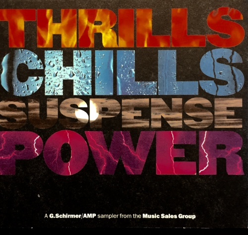 Thrills, Chills, Suspense, Power