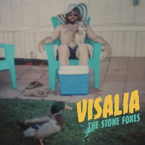 The Stone Foxes Release 'Visalia' EP