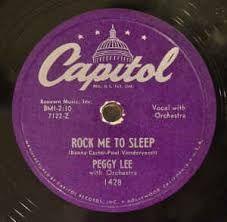Rock Me To Sleep