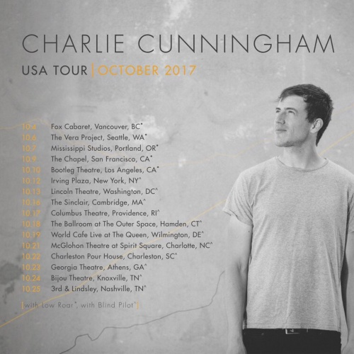 Charlie Cunningham - US Fall Tour