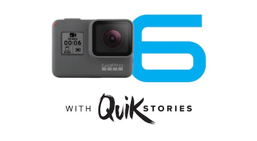 Three North Star Media Songs Featured In GoPro Campaign For Hero 6 w/ QuikStories