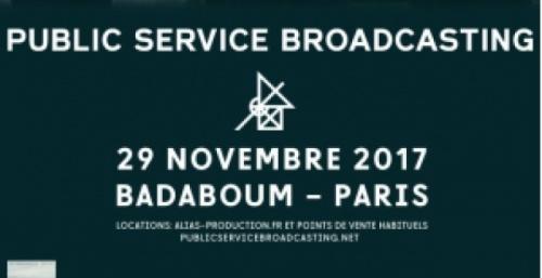 Public Service Broadcasting en concert