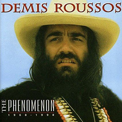 """Demis Roussos """"Forever And Ever"""""""