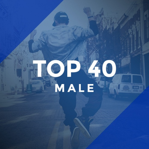 Top 40: Male Vocal