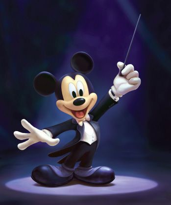 Music From Walt Disney Studios