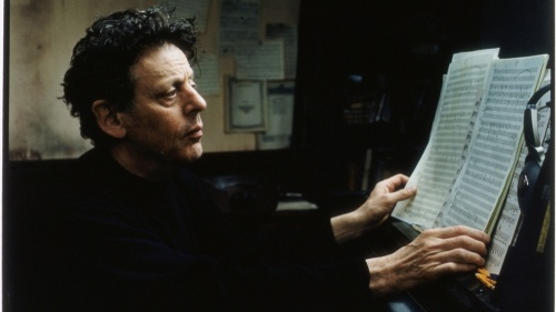 Philip Glass visits Musikhuset Aarhus, Denmark, November 18-19th