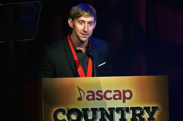 2017 ASCAP Country Music Awards honors 13 Atlas/Combustion works along with Ashley Gorley