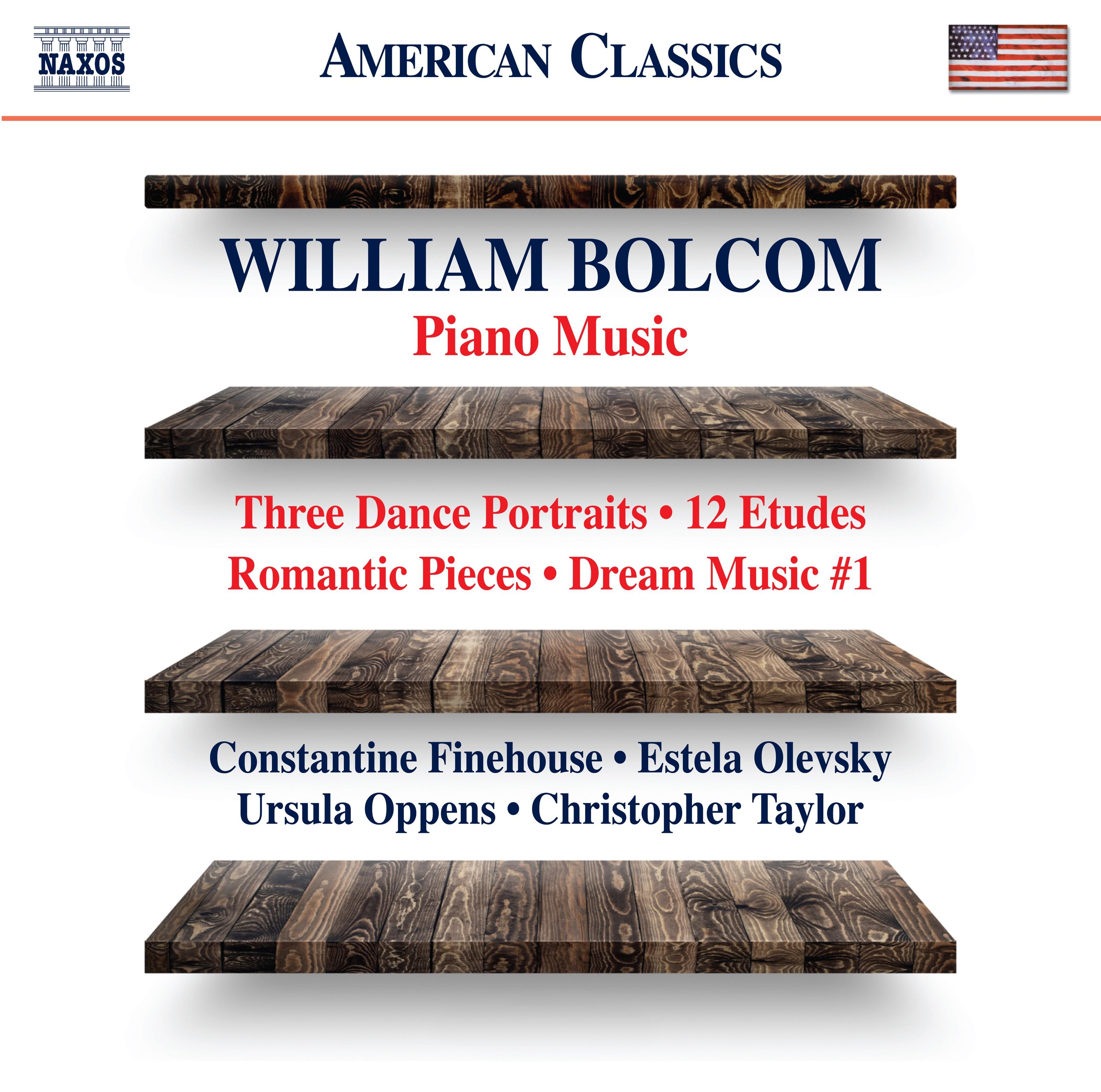 Bolcom: Music for Solo Piano