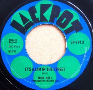 It's A Jam In The Street