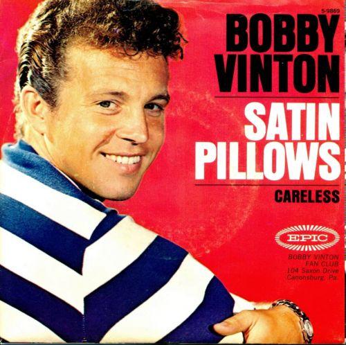 Satin Pillows To Love