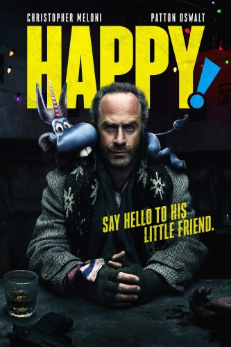 """Happy!"" On Syfy"